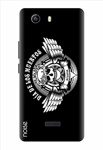 Noise Los Monsterous Printed Cover for Micromax Canvas Nitro 2 E311