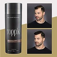 Toppik Hair Building Fibers 55gm - Dark Brown