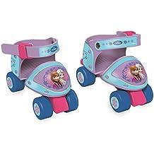 Frozen - Patines 4 ruedas ajustables en caja (Darpeje OFRO151)
