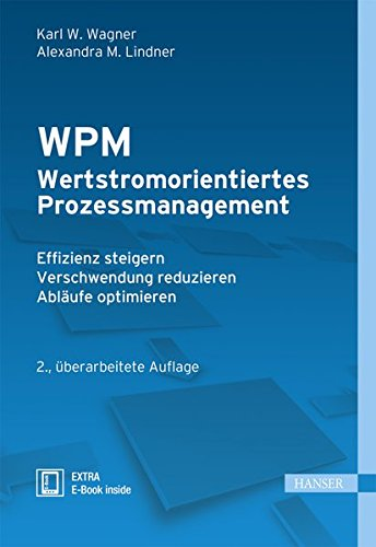 WPM - Wertstromorientiertes Prozessmanagement: - Effizienz steigern - Verschwendung reduzieren - Abläufe optimieren