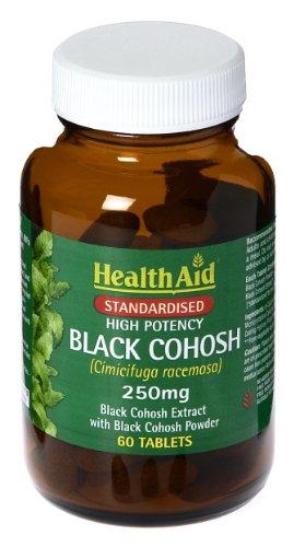 Healthaid Actée à grappes noires