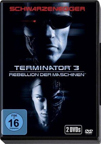 Bild von Terminator 3 - Rebellion der Maschinen [2 DVDs]