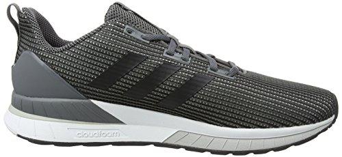 adidas Questar TND, Scarpe Running Uomo Grigio (Grey Four/core Black/carbon)