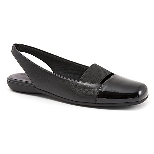 Trotters Sarina Large Synthétique Talons Black