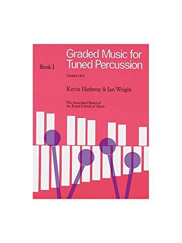Graded Music For Tuned Percussion - Book I Grades 1-2. Für Xylophon, Marimbaphon