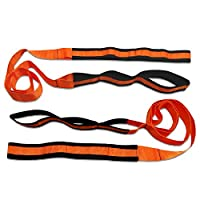 SAMENY Moving Rope,2-Person Lifting and Moving Straps Carrying Belt,Ergonomically Designed Maximum Carrying Weight Over 250 lbs for Lifting Furniture,Tv,Beds,Wardrobe,Heavy,Bulky Items