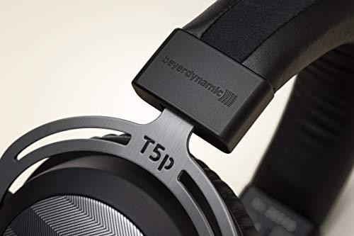 beyerdynamic T 5 p (2. Generation) Over-Ear- Stereo Kopfhörer. Geschlossene Bauweise, steckbares Kabel, High-End - 11