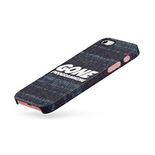 Trust Me I Am An Engineer Dünne Rückschale aus Hartplastik für iPhone 5 & iPhone 5s & iPhone SE Handy Hülle Schutzhülle Slim Fit Case cover Gone Programming