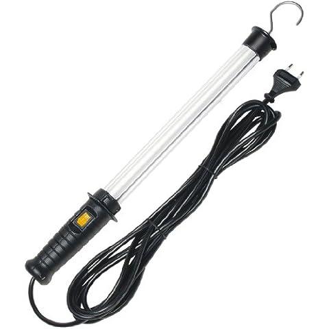 Lámpara de inspección 5m H05RN-F 2x0,75 8W con interruptor