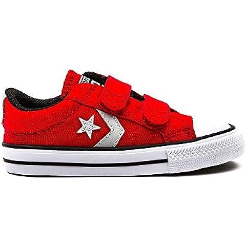 Zapatillas para niño, color Rojo , marca CONVERSE, modelo Zapatillas Para Niño CONVERSE STAR PLAYER EV