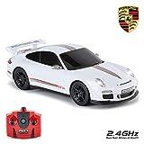 Cmj RC Carstm Porsche 911Official sous Licence Télécommande Voiture pour Enfants et Adultes Aussi Bien avec Fonctionne Lumières LED, Télécommandé Supercar...