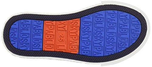 Pablosky Jungen 940850 Sneaker Grau