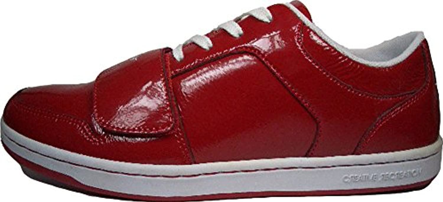 Creative Recreation Cesario Low. Leder. EU 42 US 9 UK 8 27 cm