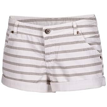 Chiemsee Damen Shorts Twill Gün, 1060403, Nautic String, Gr. XS