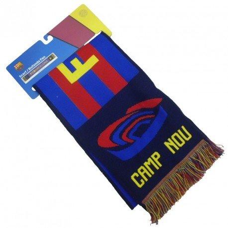F.C. Barcelona Bufanda Camp Nou