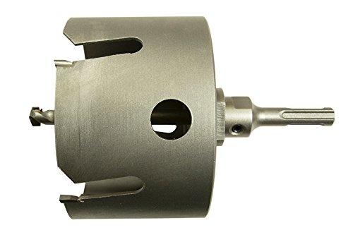 SDS-Plus universal Dosensenker Bohrkronen Mauerwerk Gipskarton Porenbeton 102mm