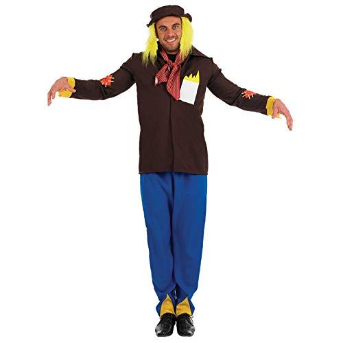 Fun Shack Herren Costume Kostüm, Scarecrow, XL