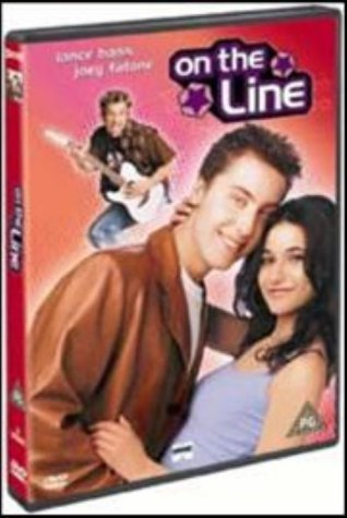 On The Line [DVD] by Lance Bass