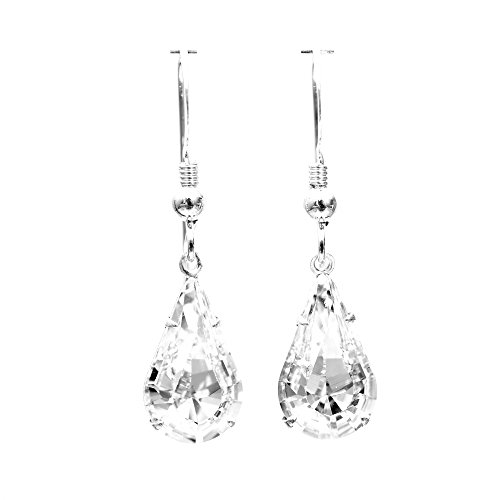 sterling-silver-drop-earrings-expertly-made-with-teardrop-diamond-white-crystal-from-swarovski-for-w