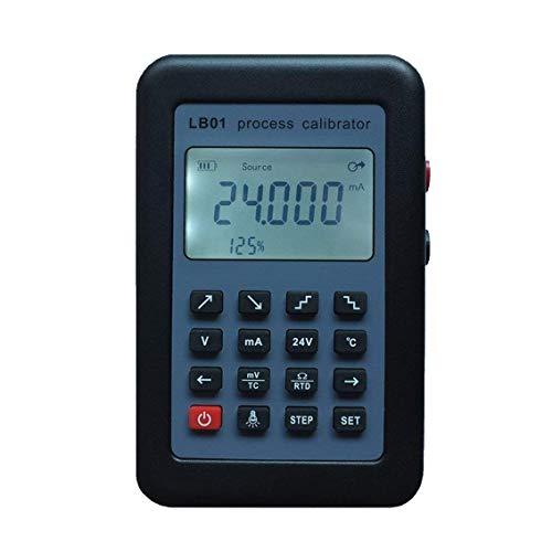 Jian Ya Na LB01 420mA / 0-10V / mV Widerstand Stromvoltsignalgenerator Quelle Calibrator ()