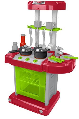 Cuire électronique n Go Toy Cuisine Cuisinière Ensemble de jeu