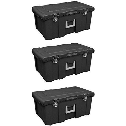sterilite-18429001-footlocker-black-w-titanium-handle-galvanized-steel-latches-3-by-sterillite