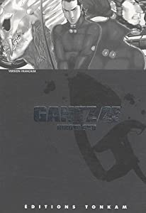 Gantz Edition simple Tome 25