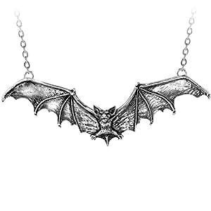Alchemy Gothic Gothic Bat Pendant