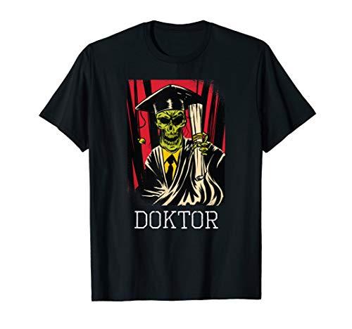 Doktor Abschluss Promotion Geschenk T-Shirt (Promotion T-shirts)