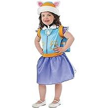 Paw Patrol - Disfraz infantil Everest, talla S (Rubie's Spain 610988-S)