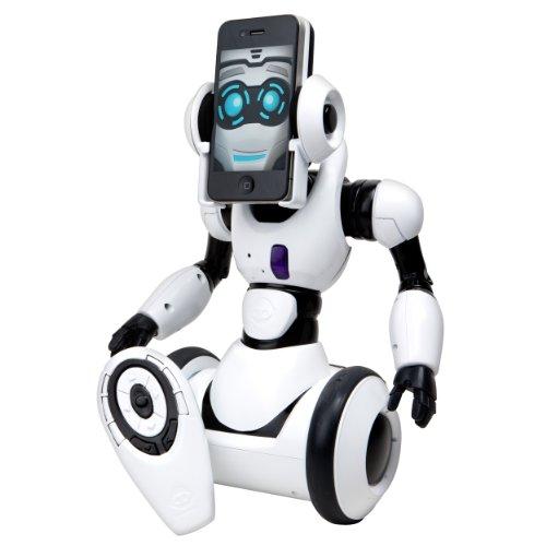 WowWee-ROBOME-robots-de-entretenimiento-Negro-Color-blanco
