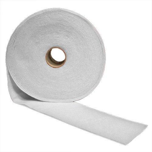 Feltro nastro-15,2m lungo, 7,6cm di larghezza e 1,6mm di spessore, colore: bianco - Feltro Bianco