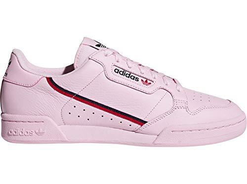adidas Herren Continental 80 Fitnessschuhe, Pink (Roscla/Escarl/Maruni 0), 39 1/3 EU