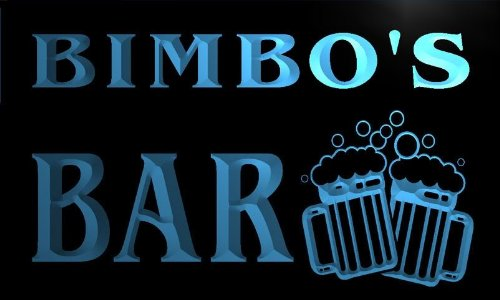 w066086-b-bimbo-name-home-bar-pub-beer-mugs-cheers-neon-light-sign