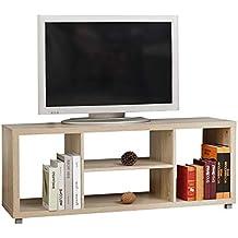 soges tv lowboard fernsehschrank fernsehtisch holz multifunktionell tv mobel tv schrank tv board mit