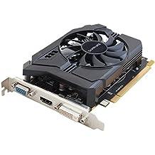 Sapphire Radeon R7 250 4GB DDR3 Radeon R7 250 4GB GDDR3 - Tarjeta gráfica (AMD, Radeon R7 250, 4096 x 2160 Pixeles, GDDR3, PCI Express 3.0, Activo)