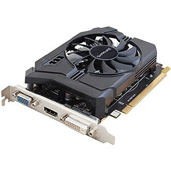 Sapphire Radeon R7 250 4GB DDR3 GDDR3 - Tarjeta gráfica (Radeon R7 ...