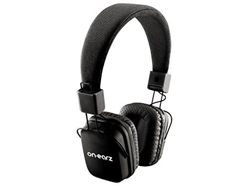 On-Earz 599371031 Oe-bthso 1 Casque Bluetooth Noir