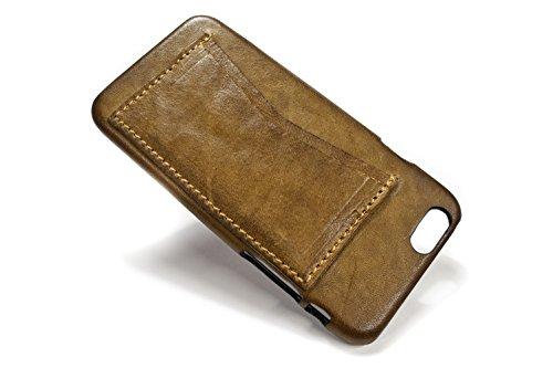 Nicola Meyer–iPhone 6S E 611,9cm Étui en cuir avec fente pour carte de crédit 1horizontale 5740
