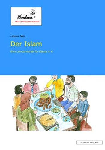 Der Islam: Lernwerkstatt für den Religionsunterricht in Klasse 4 - 6, CD ROM