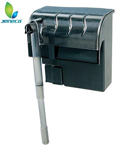 takestop® Filter Outdoor jeneca xp-07Wasserfall Motor hohe Leistung Externe Pumpe Aquarium Fische Süßwasser Salzwasser Marino 5W 500LH 5w Marine