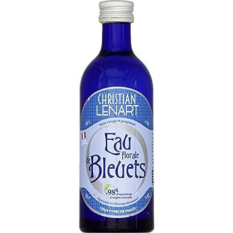 Christian Lenart Eau De Bleuets À Base D'huiles Essentielles, Apaisante,