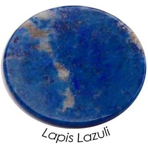 Medaglio QMN-S-LP moneta Coins Precious blaha small blu Lapis pietra pregiata