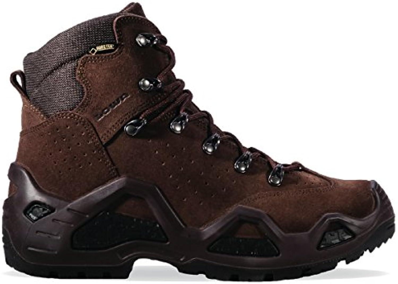 Lowa Z-6S GTX de colour marrón oscuro Marrón marrón oscuro Talla:47