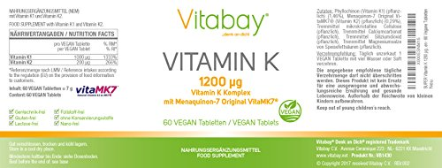 Zoom IMG-3 super vitamina k 1200 g