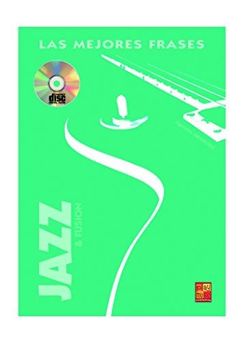 Las mejores frases jazz en la guitarra - 1 Libro + 1 CD
