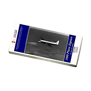 Media Storehouse 1000 Piece Puzzle of The first production Vickers Viscount 701 G-ALWE Discovery (9892961)