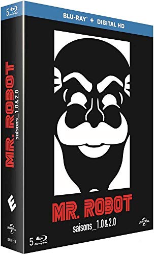 Mr. Robot - Saisons 1 & 2 [Blu-ray + Copie digitale]