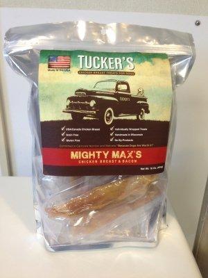 Tucker's Mighty Max Chicken and Bacon Dog Treats by Tucker's