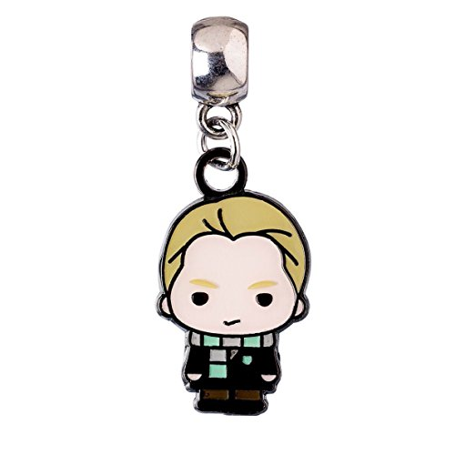 Harry Potter Cutie Collection Charm Draco Malfoy (silver plated) Carat